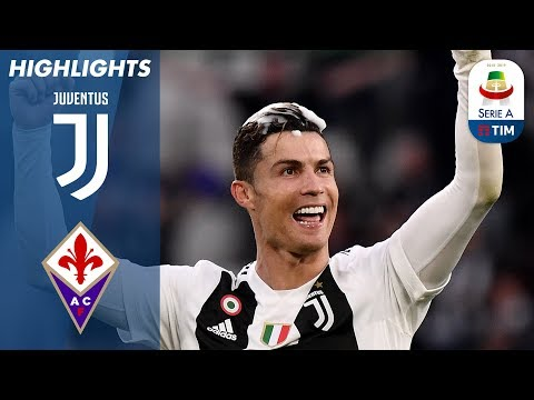 أهداف مباراة جوفنتوس 2-1 فيورونتينا - البطولة الايطالية