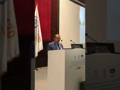 شاهد🔴|الشيخ سلطان البركاني كلمة صوت وصورة في بلغراد امام العالم وهكذا تحدث هم اليمن ⁉️