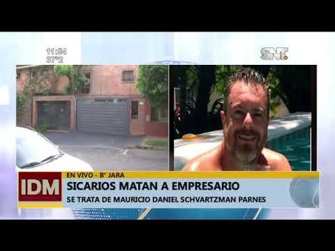 Sicarios matan a empresario en Barrio Jara