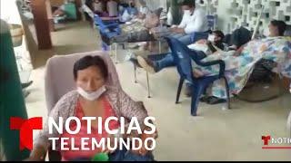 Colapso de sistema de salud por COVID-19 contribuye a número de muertes en Perú