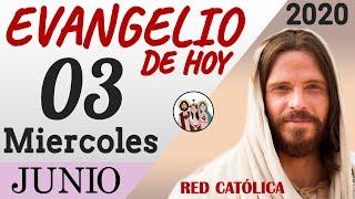 Evangelio de Hoy Miércoles 03 de Junio de 2020 | REFLEXIÓN | Red Catolica