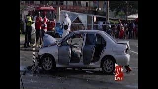 Tobago Records First Road Fatality Of 2020
