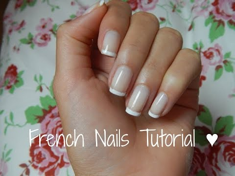 download youtube to mp3 french manicure leicht gemacht saubere smileline tutorial french. Black Bedroom Furniture Sets. Home Design Ideas