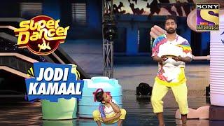 इस जोड़ी ने किया सबके दिल पे राज   Super Dancer   Jodi Kamaal Ki - SETINDIA