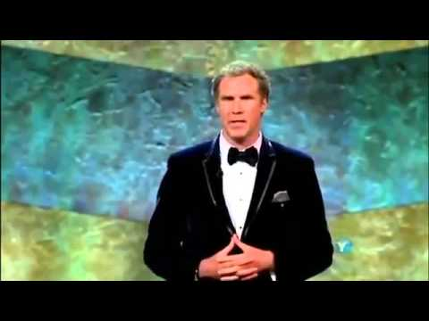 connectYoutube - Will Ferrell Most Hilarious Speeches Ever HD
