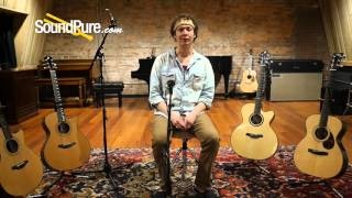 Introduction to Furch/Stonebridge: The History and Philosophy of Furch Guitars