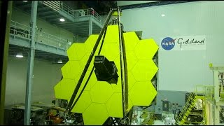 Time-Lapse Tilting of Webb Telescope's Primary Mirror