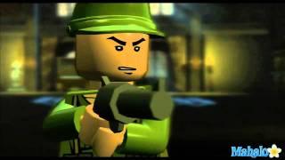 LEGO Indiana Jones 2- The Last Crusade Walkthrough- 1 of 4