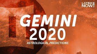 GEMINI 2020 Horoscope Predictions | Latinx Now! | Telemundo English