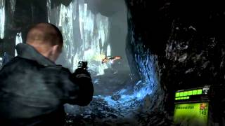 Прохождение Resident Evil 6. Кампания за Джейка, часть 2