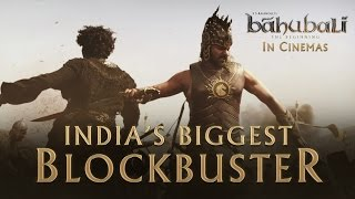 Official trailer of the beginning bahubali