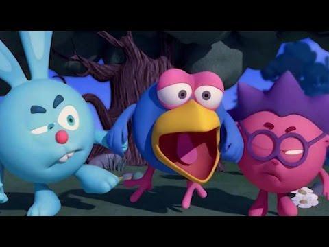 Кадр из мультфильма «Смешарики. Новые приключения. Абсолютный слух»