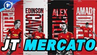 La dernière ligne droite de folie de Manchester United | Journal du Mercato