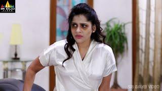 Latest Hindi Dubbed Movie Scenes | Teja Escaping from Rashmi Gautam | Woh Aa Gayi Movie - SRIBALAJIMOVIES