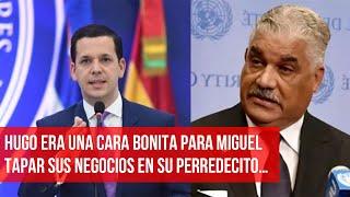Hugo Beras solo era una cara bonita para Miguel en su Perredecito...