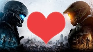Halo 5: Valentine's Doubles Mode Features the Halo 2 Battle Rifle