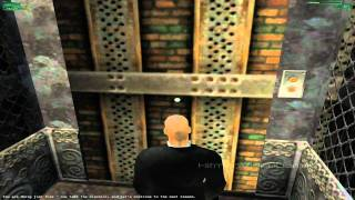 Hitman: Codename 47 Intro & Mission #0 - Training