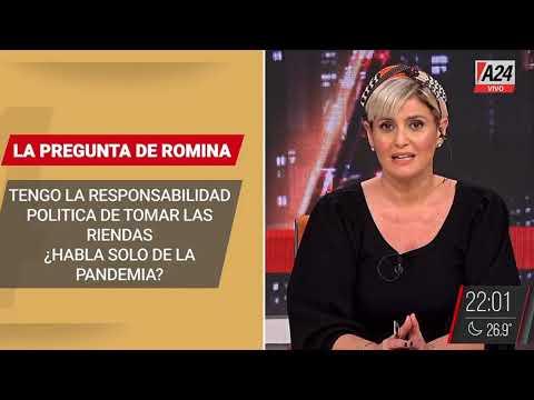 La pregunta de Romina - #RM (07/04/2021)