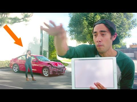 connectYoutube - Top 10 New Zach King Magic Tricks 2018 - Best of Zach King