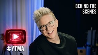 Tyler Oakley Hosts the YouTube Music Awards 2015 – Part 1