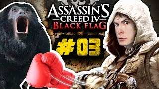 Assassin's Creed 4: Black Flag - MONKEY PUNCH