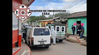 Tiroteo en El Tejar, Chimaltenango deja dos fallecidos