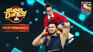 "Akash And Rishikaysh's Zestful Performance On ""Haanikarak Bapu"" | Super Dancer Chapter 2 - SETINDIA"