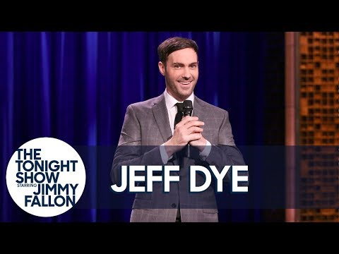 connectYoutube - Jeff Dye Stand-Up