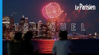 Covid-19 : New York célèbre la fin des restrictions avec des feux d'artifice