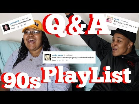 connectYoutube - 90s PLAYLIST 🔥 Q&A | ADVICE : Coming Out, Successful Youtube Channel Tips, etc.