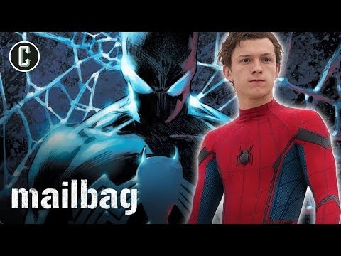connectYoutube - Will Spider-Man Get The Black Suit In Avengers: Infinity War? – Collider Mailbag