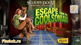 Flashok.ru: Scooby-Doo 2 Monsters Unleashed Escape From The Coolsonian