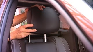 CNET On Cars - Smarter Driver: Neck restraints and headrests explained
