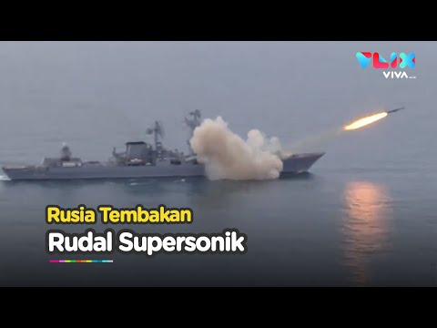 Laut Hitam Mencekam, Rusia Tembakkan Rudal Pembunuh Kapal Induk