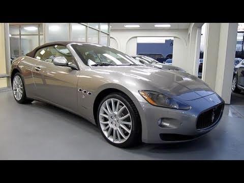 2011 Maserati Gran Turismo review