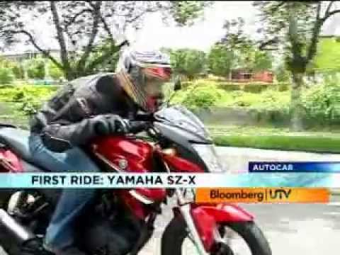 2010 Yamaha SZ-X | Comprehensive Review | Autocar India