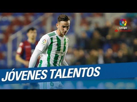 Jóvenes Talentos: Fabián Ruiz