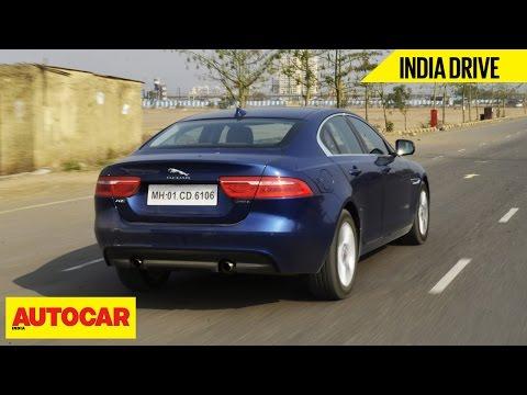 Jaguar XE   India Drive   Autocar India