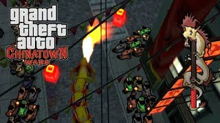 GTA Chinatown Wars - Mission #34 - Dragon Haul Z