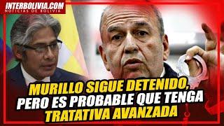 ???? Chávez dice que Murillo sigue detenido, pero es probable que tenga tratativa avanzada ????