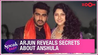 Arjun Kapoor REVEALS secrets about his sister Anshula Kapoor | Exclusive - ZOOMDEKHO