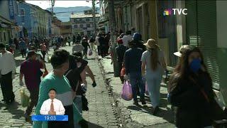 Defensoría del pueblo pide que Quito regrese a semáforo rojo
