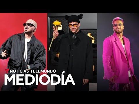 Maluma, J Balvin y otros latinos en las mejores portadas | Noticias Telemundo