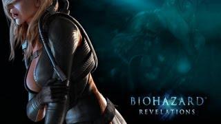 Обзор / смотр игры Resident Evil: Revelations / Обитель зла: Откровения на PC в 1080p