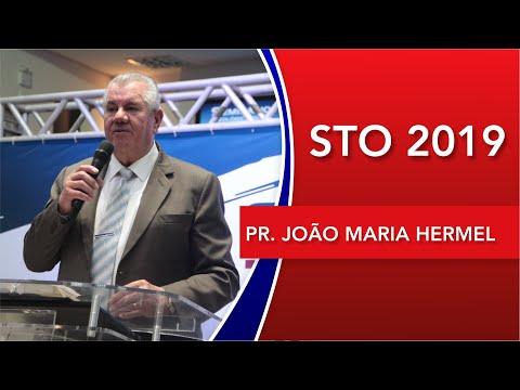 Seminário teológico para obreiros - Pr. João Maria Hermel - P2 - Escatologia - 20 09 2019