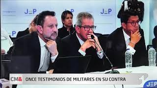 La JEP ordena al general (r) Mario Montoya rendir versión por caso de falsos positivos