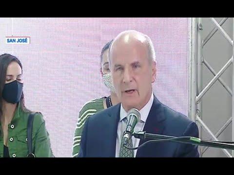 Figueres ganador de la convención del PLN