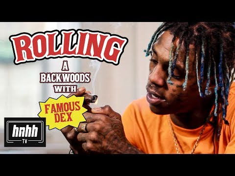 connectYoutube - How to Roll a Backwoods with Famous Dex (HNHH)