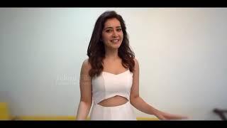 Actress Raashi Khanna Veet Cold Wax Strips    Raashi Khanna Advertisement   TFPC - TFPC
