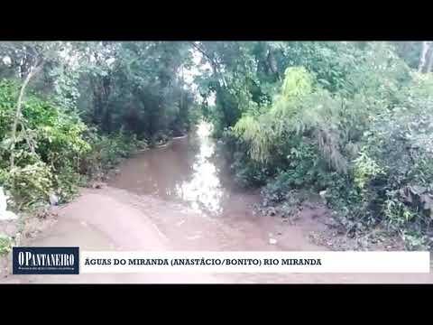 Águas do Miranda Anastácio Bonito Rio Miranda